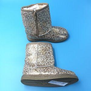 Nordstrom Rack Metallic Snow Boots DRA01569